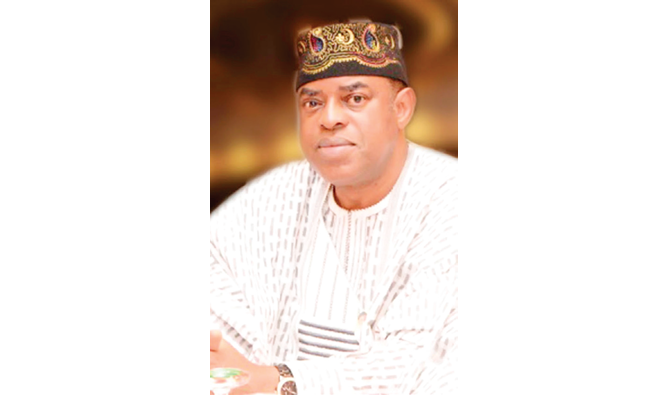 Gbenga Ashafa battles for recognition