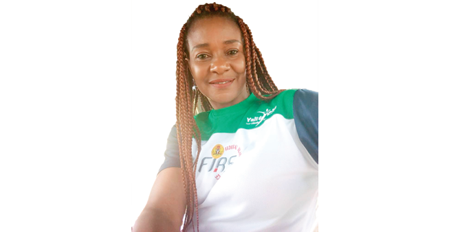 I blush when called Queen of Nigerian sprints –Mary Onyali