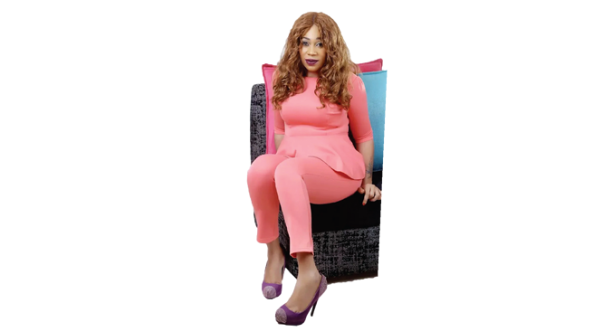 Ladies, use feminine power to get your heart desires from men –Maryam Charles