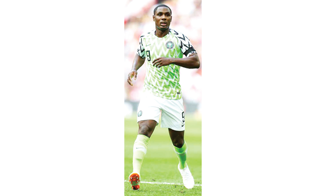 Ighalo, Iwobi, Ndidi, Uzoho shortlisted for 2019 CAF Best XI