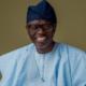 Sanwo-Olu honoured with grand reception