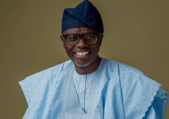 Sanwo-Olu honoured with grand reception