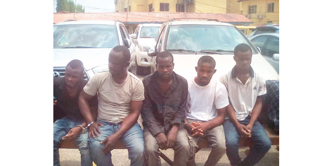 Kidnappers run to Lagos to share ransom