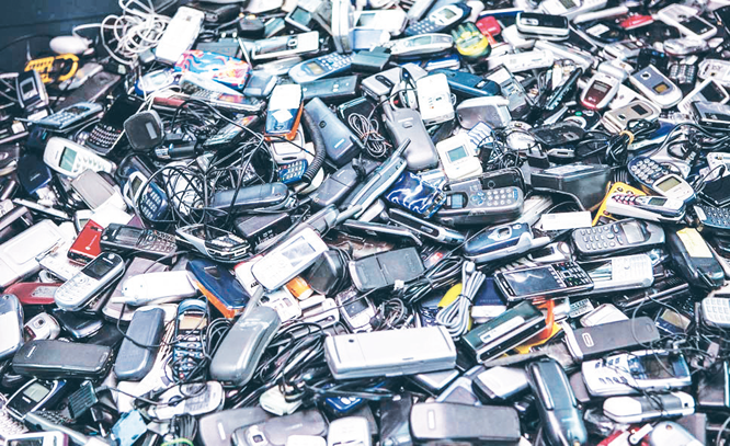 Man jailed 5 months for stealing phones