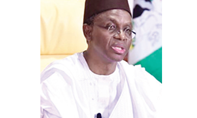 El-Rufai imposes 24-hour curfew on Kaduna over killings