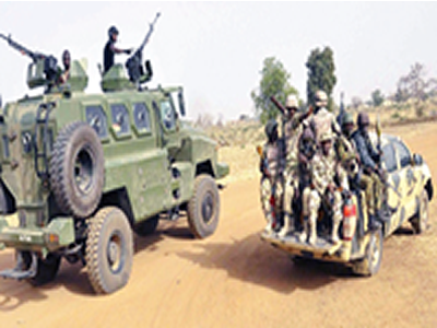 Boko Haram kills Army colonel, captain, others