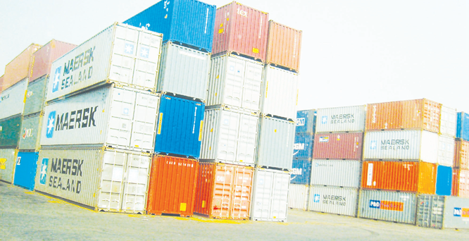 Bonded terminals as extortion bays