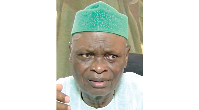 Gang up against Buhari'll not succeed – Bashorun