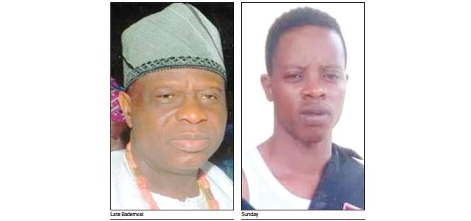I killed Bademosi for struggling with me –Togolese cook