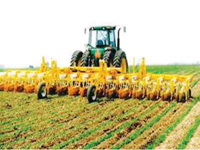 '$1.1bn green loan'll revolutionise agric sector'