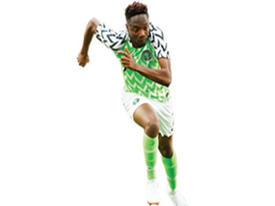 Eagles 'll not disappoint, Musa assures