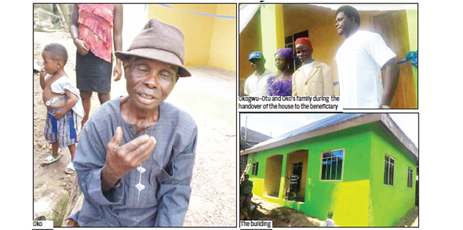 Respite for homeless 70-year-old