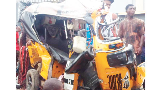 Pregnant woman dies in Abia auto crash