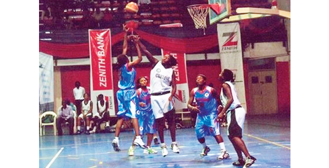 Zenith Bank Women's Basketball League:Air Warriors, MFM upset FirstBank, Dolphins