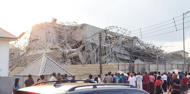 How to stop building collapse, by stakeholders
