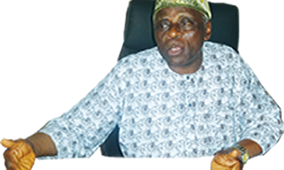 Folarin: We need institutional restructuring in maritime