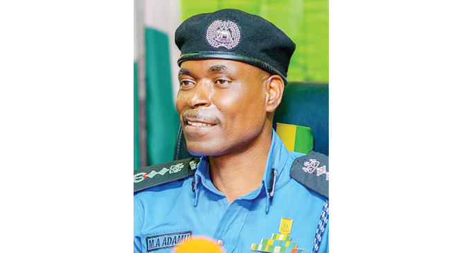 Guber Polls: Don't be partisan in politics, CP urges policemen