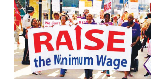 New wage: Governors next in line