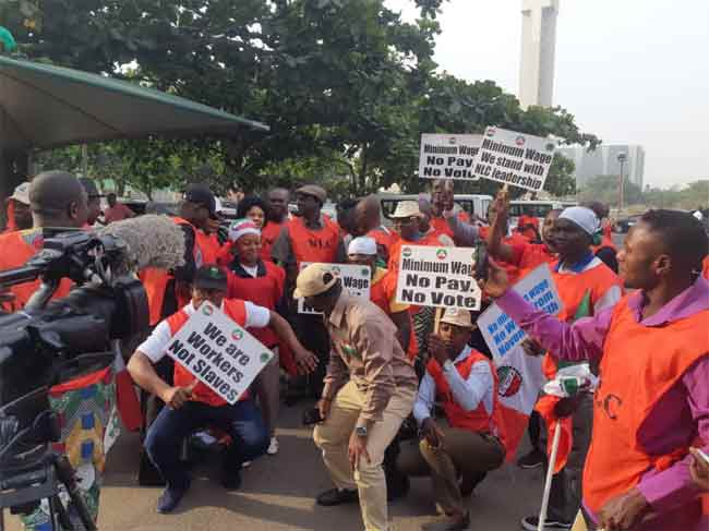 We will reisit any increament in petrol price, VAT – NLC