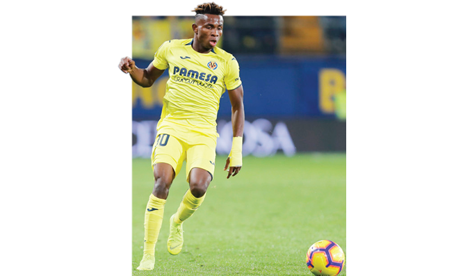 Chukwueze has potential to be great  – Elaho