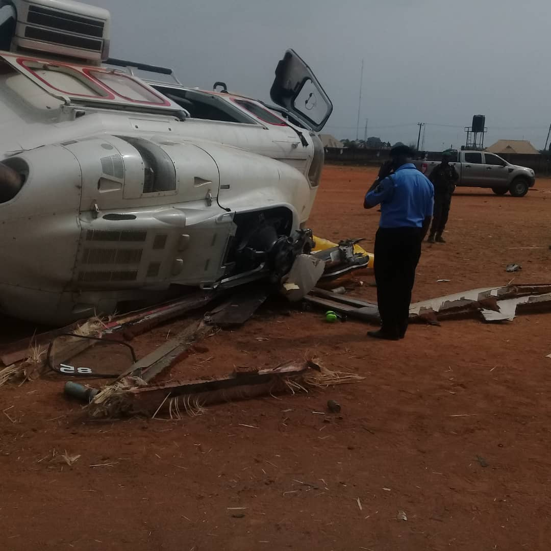 Image result for osinbajo in accident