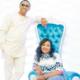 Biodun, Modele Fatoyinbo celebrate wedding anniversary