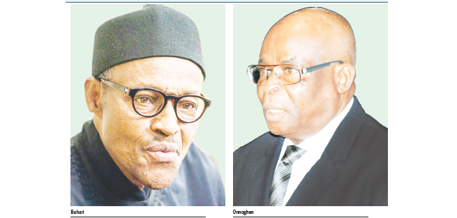 Onnoghen and 2019 elections