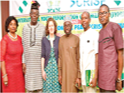 Taking peace education to FCT schools