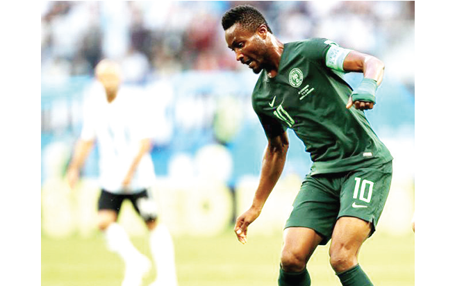 Kanu to Eagles: Stay focused, go for trophy