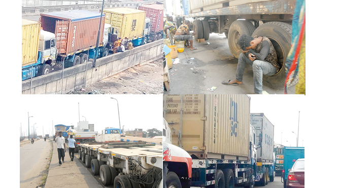 Hardship, frustration on bridges affect businesses in Lagos
