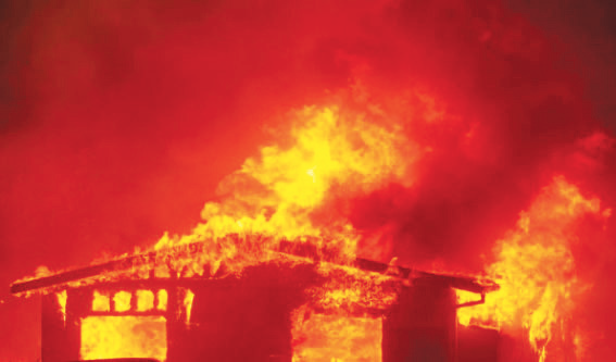 810,217 needles, others destroyed as fire guts WHO vaccination storage facility in Osogbo