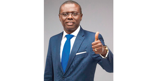 Sanwo-Olu to LASTMA: Arrest my aides if they flout traffic laws