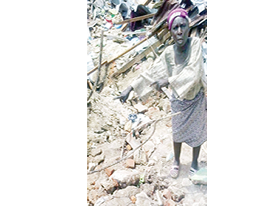 LAGOS COLLAPSED BUILDING: I'LL DIE WITH THIS GUILT