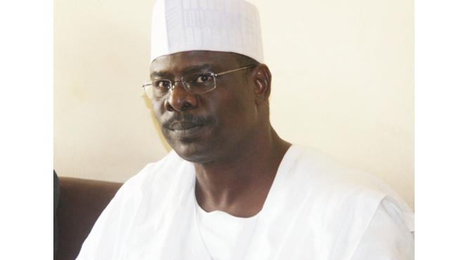Ndume: I'm in the Senate presidency race to win