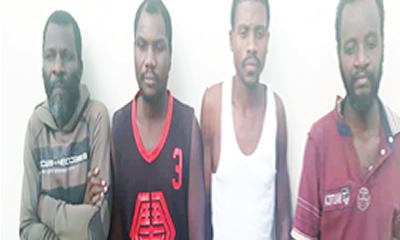 Suspected kidnapper: Why I abducted rich men in my community