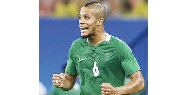Troost-Ekong: Young Eagles ready for Ukraine
