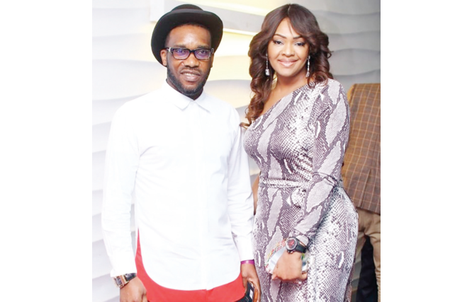 Twenty-one years after, Jay Jay and Nkechi still an item
