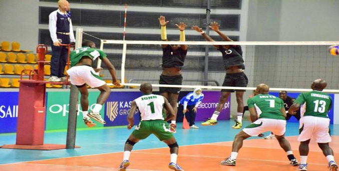 Volleyball Div 1: Nigeria Correction Service remains unbeaten on Day 4
