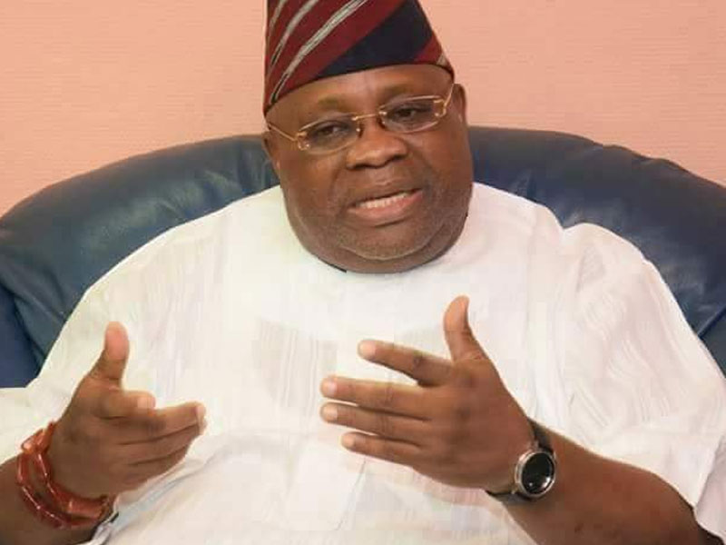 WAEC exam: PDP kicks as police detain Adeleke