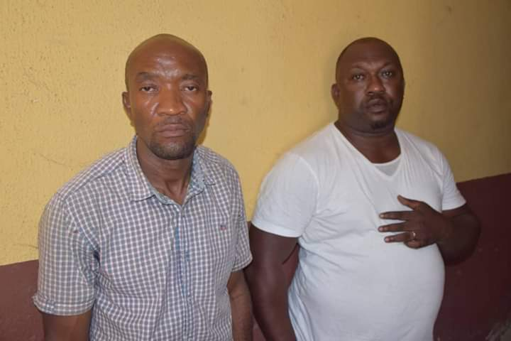 PHOTO: Police reveal identities of Kolade Johnson's alleged killers