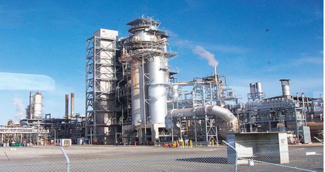 Funding ailing refineries with Indian loan