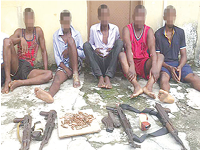 6 days of hell with kidnappers: We walked for hours, got beaten 3 times daily