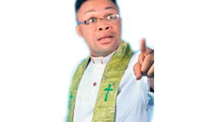 ALLEGED SODOMY: THE UNTOLD STORY OF A GAY PASTOR