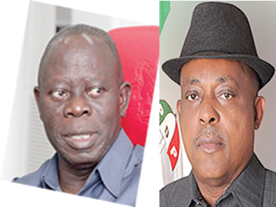 Bayelsa guber: PDP, APC clash at stakeholders' meeting over IDPs