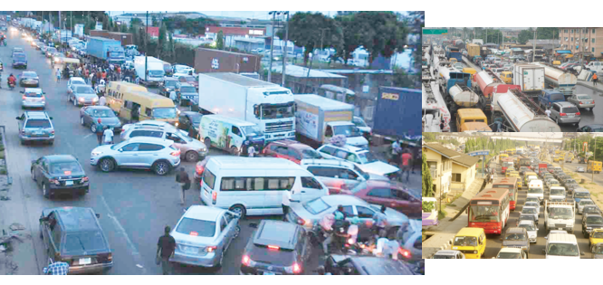 Apapa gridlock: Presidency orders evacuation of trucks in 72 hours