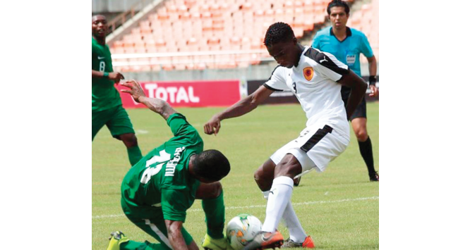 U-17 AFCON: Eaglets top group with Uganda draw