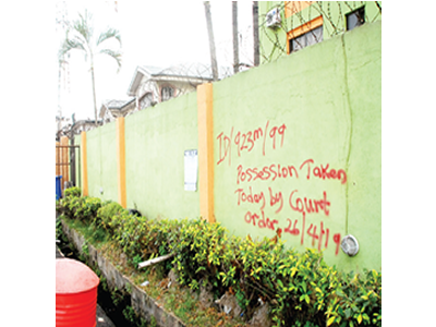 S'COURT JUDGEMENT: Over 2,000 houses, churches, companies, banks, estate may go in Ikeja