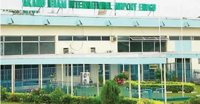 Enugu airport shutdown: Reps want FG to fix Owerri-Orlu-Ideato-Uga road
