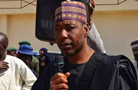 Only 135 out of 12,000 Borno state workers turn out to welcome new Governor