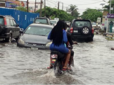Rainstorm wreaks havoc on Lagos, Ogun